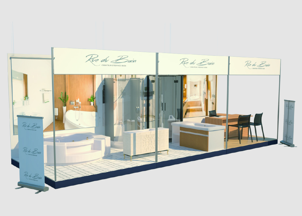 Stand 9m2