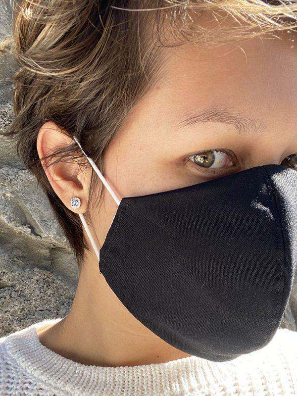 Masque noir STD